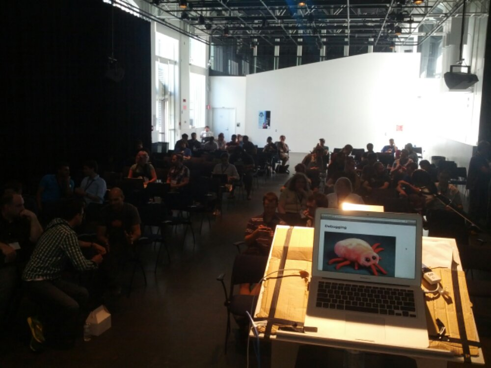 The Audience #wcmtl