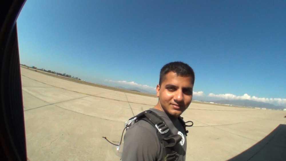 Skydiving (1/6)