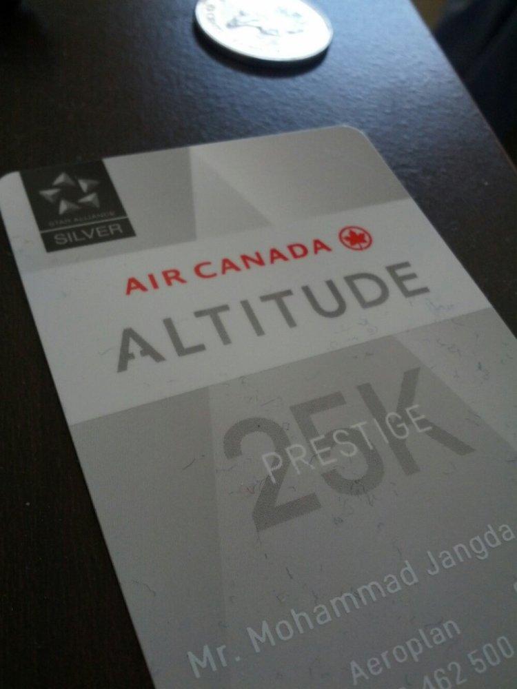 Altitude Prestige 25K