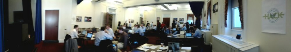We The People Hackathon (#WHhackathon) (3/3)